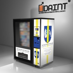 DISTRIBUTORE AUTOMATICO ECOmat 24 Window