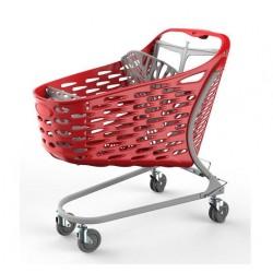 Trolley spesa 130 litri New